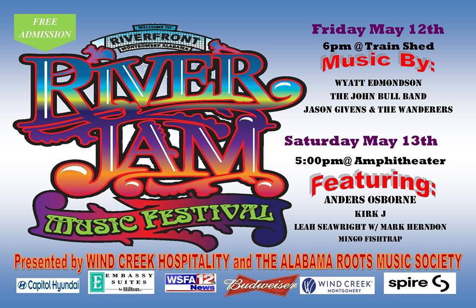 Wyatt Edmondson Opens 2017 River Jam Music Festival