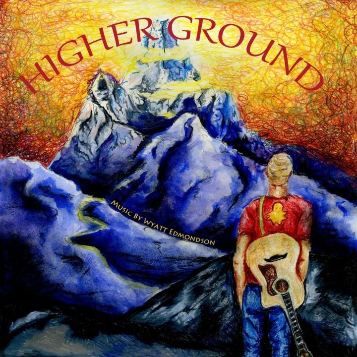 Higher Ground EP - record artwork