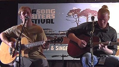 Lovers Lake Live at 30A Songwriters Festival 2017